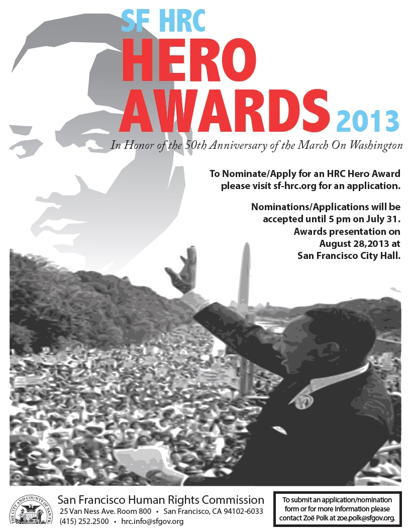 EAC 2013 HERO Awards Flyer