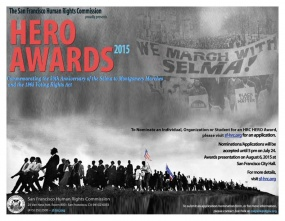 2015 HRC Hero Awards