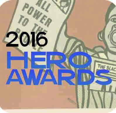2016 HRC Hero Awards Flyer