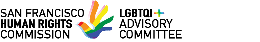 The LGBTQI+ Advisory Committee Logo